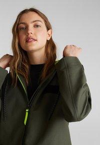 edc by Esprit - Parka - khaki green - 5
