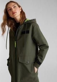 edc by Esprit - Parka - khaki green - 3
