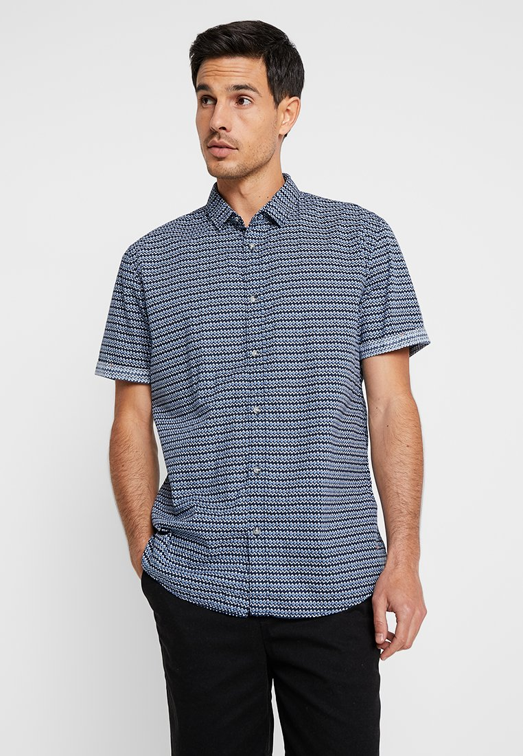 edc by Esprit - AFRICAN - Shirt - navy