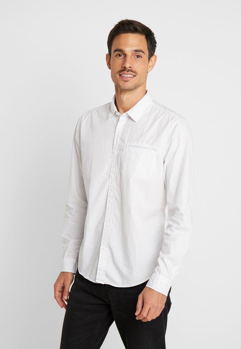 edc by Esprit - MICRO SLIM FIT - Hemd - white