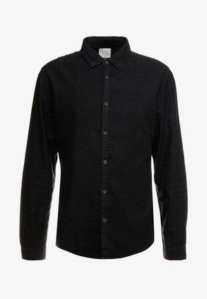 Košile - black dark wash