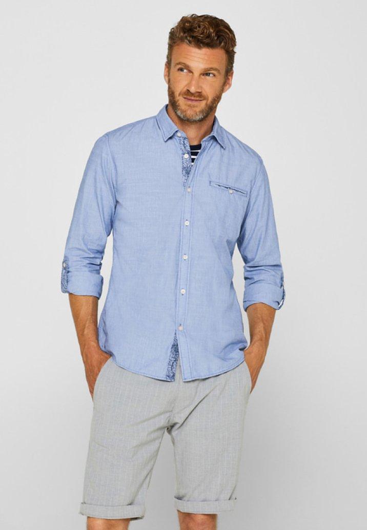 edc by Esprit - Shirt - light blue