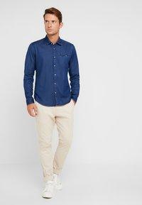 edc by Esprit - Shirt - blue medium wash - 1