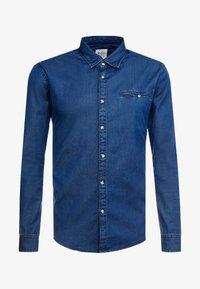 edc by Esprit - Shirt - blue medium wash - 3
