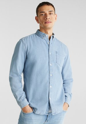 Chemise - blue light washed