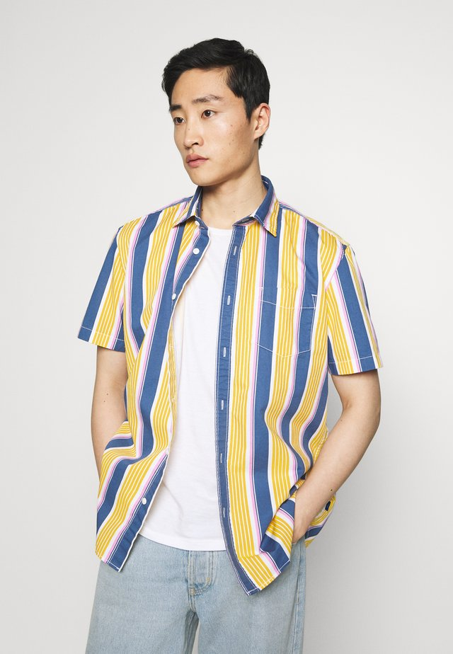 Camisa - bright yellow