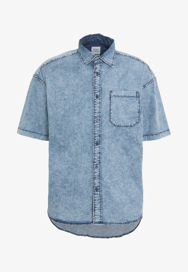 Camisa - blue bleached