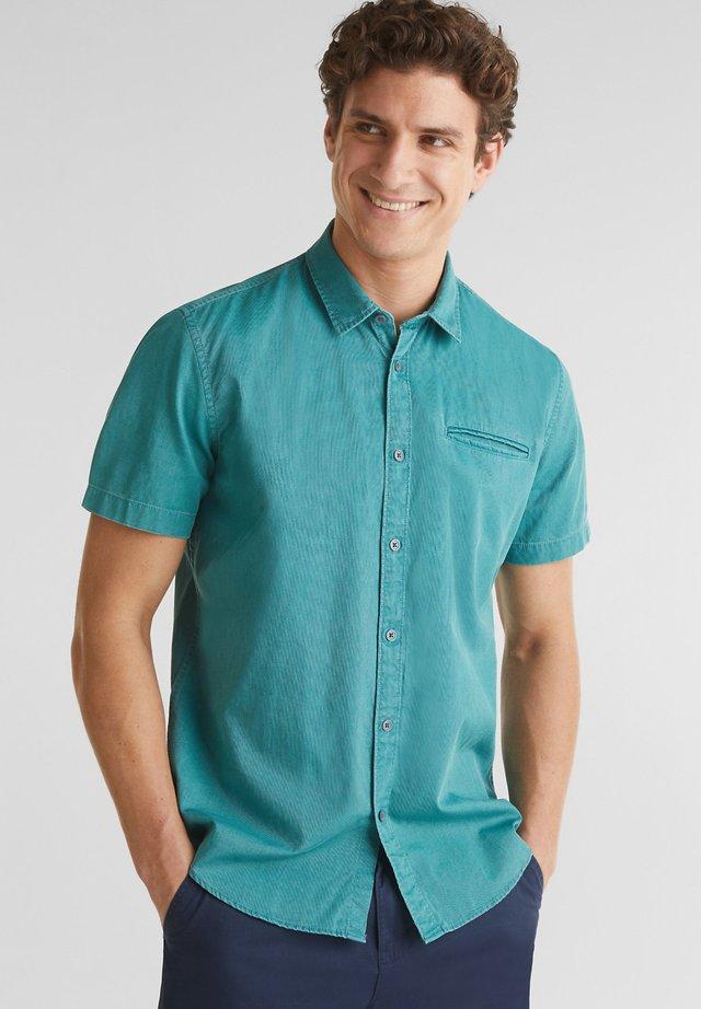 MIT STRUKTUR - Shirt - bottle green