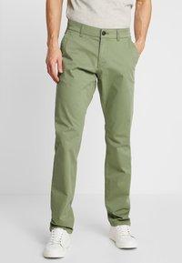 edc by Esprit - Chino kalhoty - olive - 0