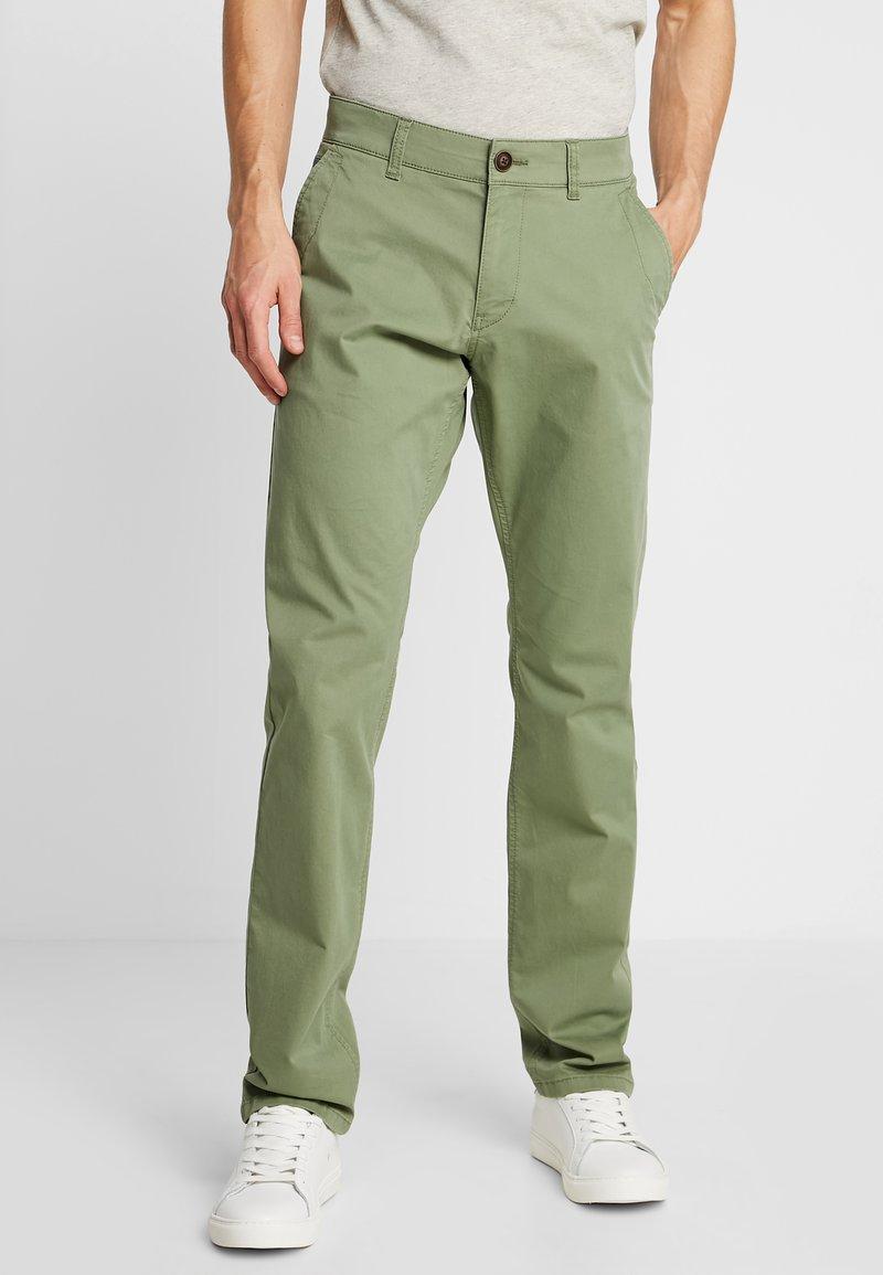 edc by Esprit - Chino kalhoty - olive