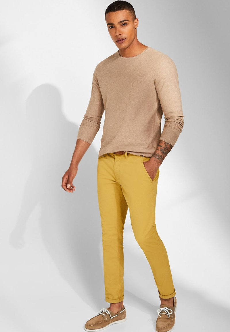 edc by Esprit - Chinos - brass yellow