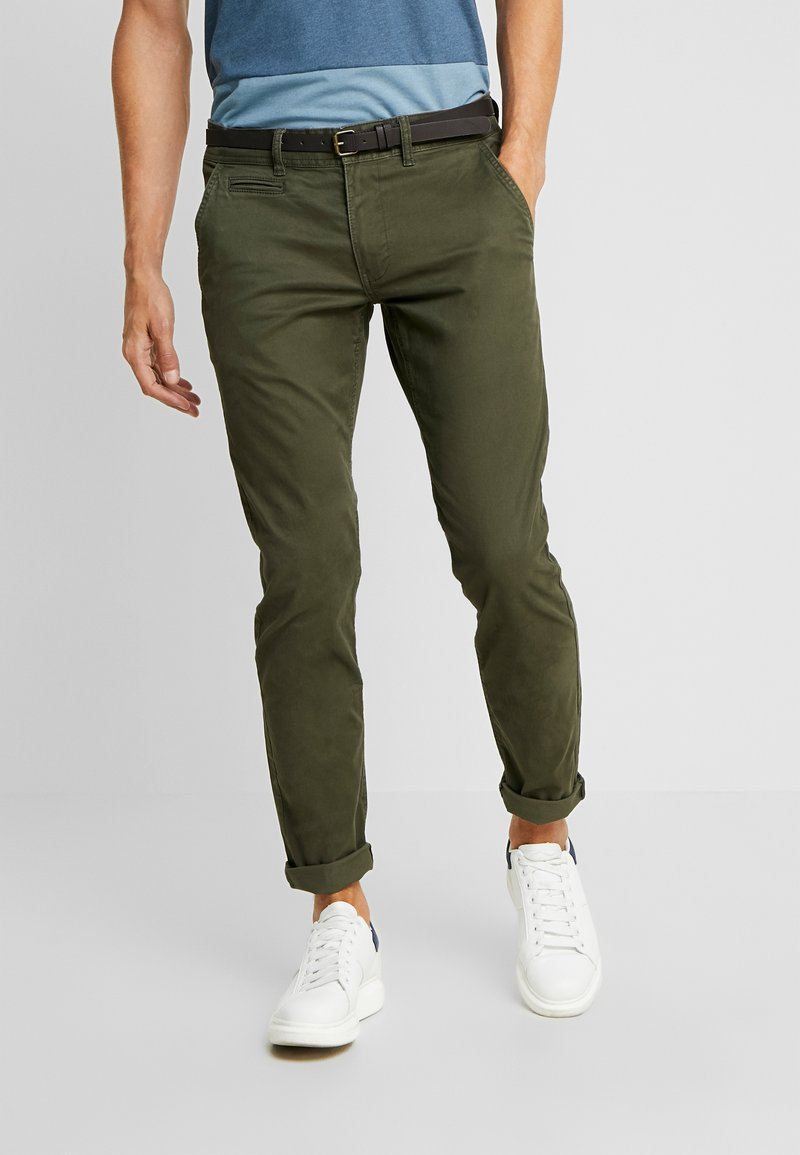 edc by Esprit - Chino - dark khaki