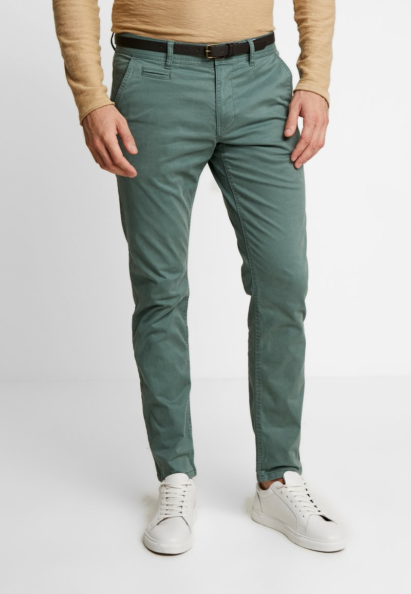 edc by Esprit - NOOS  - Chino - dark teal green
