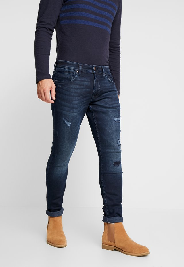 Vaqueros slim fit - blue dark wash