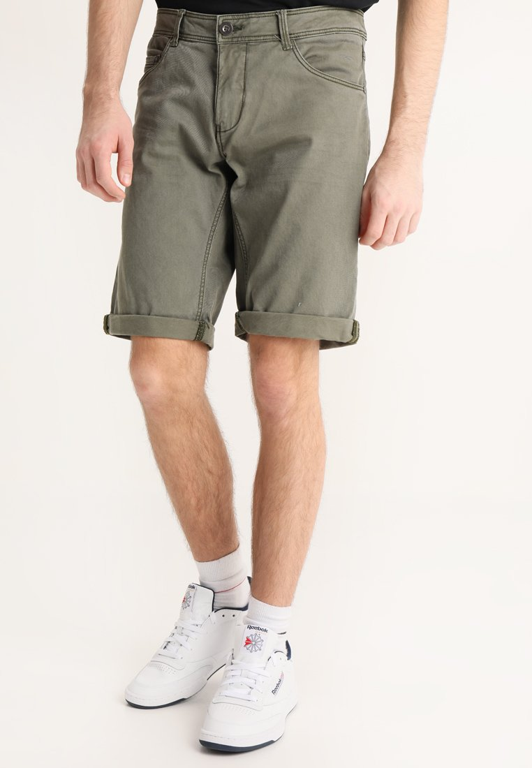 edc by Esprit - Jeans Shorts - olive