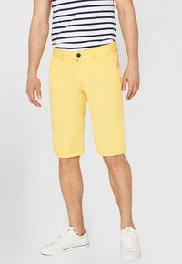edc by Esprit - SOL  - Shorts - yellow - 0