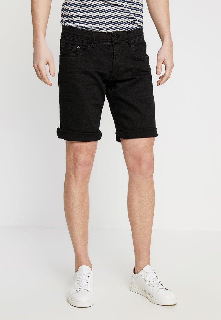 edc by Esprit - Jeans Shorts - black