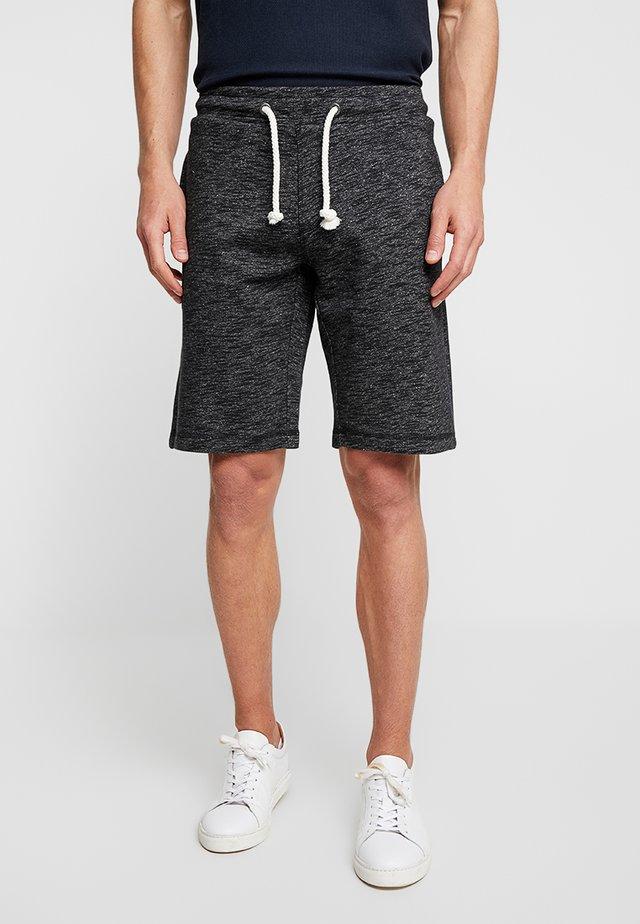 BASIC - Pantalones deportivos - black