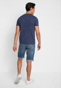 edc by Esprit - Jeans Shorts - blue medium wash - 2