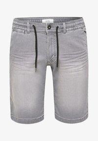 edc by Esprit - Denim shorts - dark grey - 5