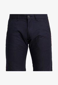 edc by Esprit - STRUC SIDE - Shorts - dark blue - 3