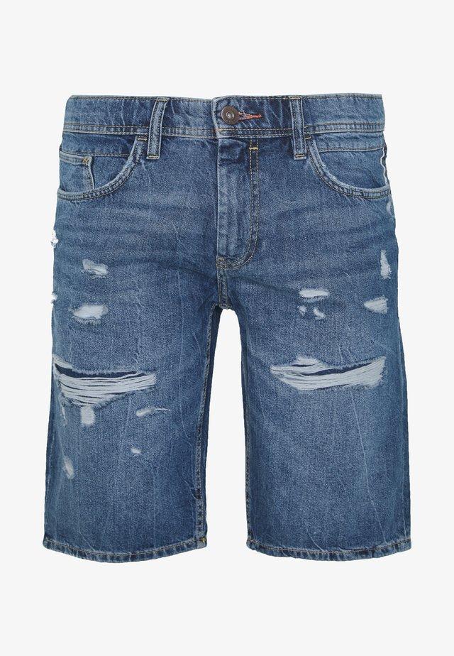 Shorts vaqueros - blue medium wash