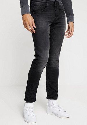 Džíny Slim Fit - black dark wash