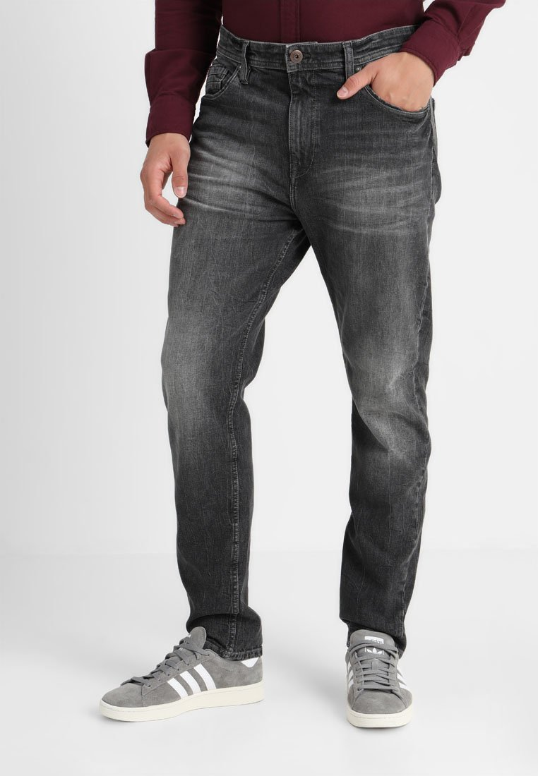 edc by Esprit - Jeans Tapered Fit - grey dark wash