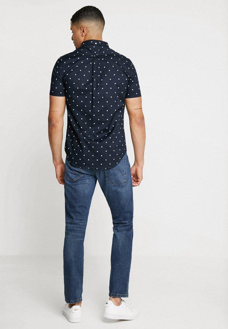 edc by Esprit SLIM - Jeans slim fit - blue dark wash
