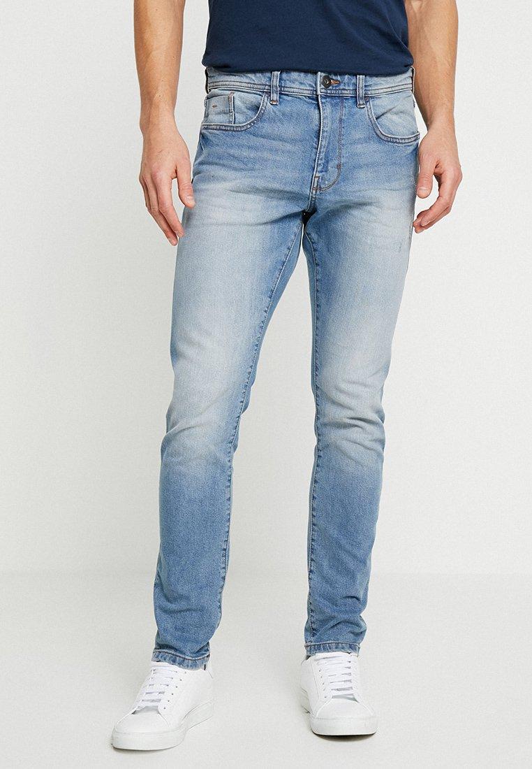 edc by Esprit - SKINNY - Jeans Skinny Fit - blue medium wash