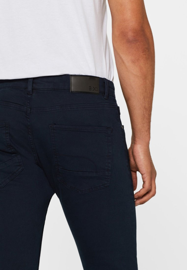 Edc By Esprit Slim Fit Jeans Navy PHhJ8Hdd Ev7bWI3c