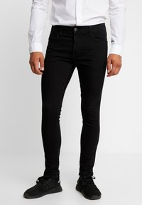 edc by Esprit - Jeans Skinny Fit - black rinse - 0