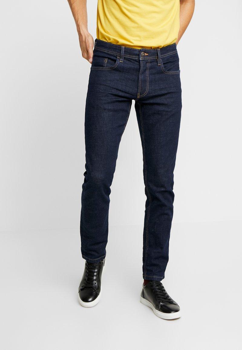edc by Esprit - Slim fit jeans - blue rinse