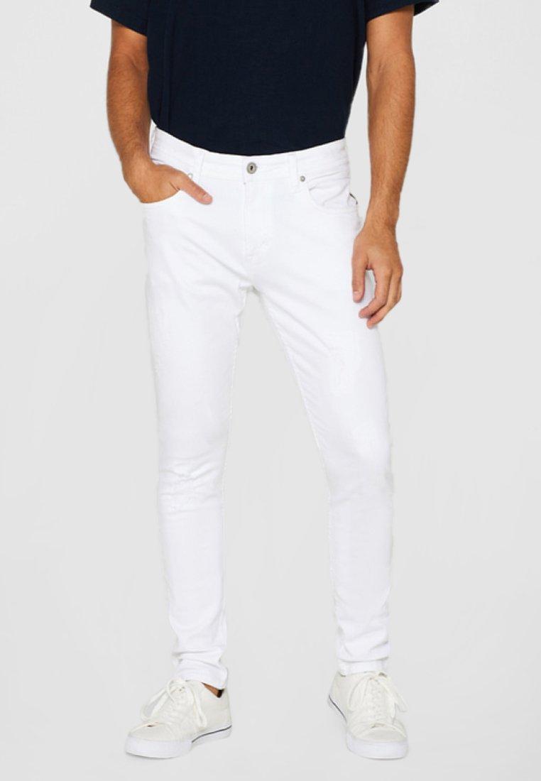 edc by Esprit - Jeans Slim Fit - white