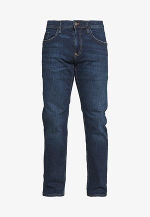 Straight leg jeans - blue dark wash