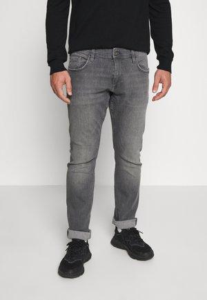 Jean slim - grey medium wash