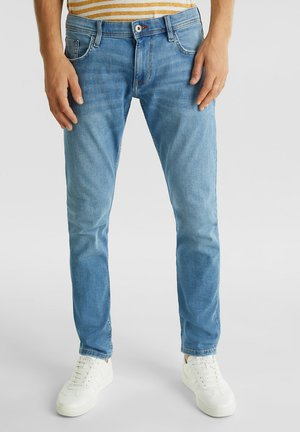 Jeans slim fit - blue light washed