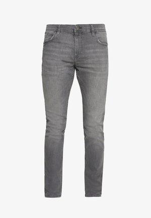 Slim fit jeans - grey medium wash