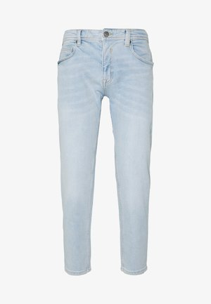 Relaxed fit jeans - blue bleached
