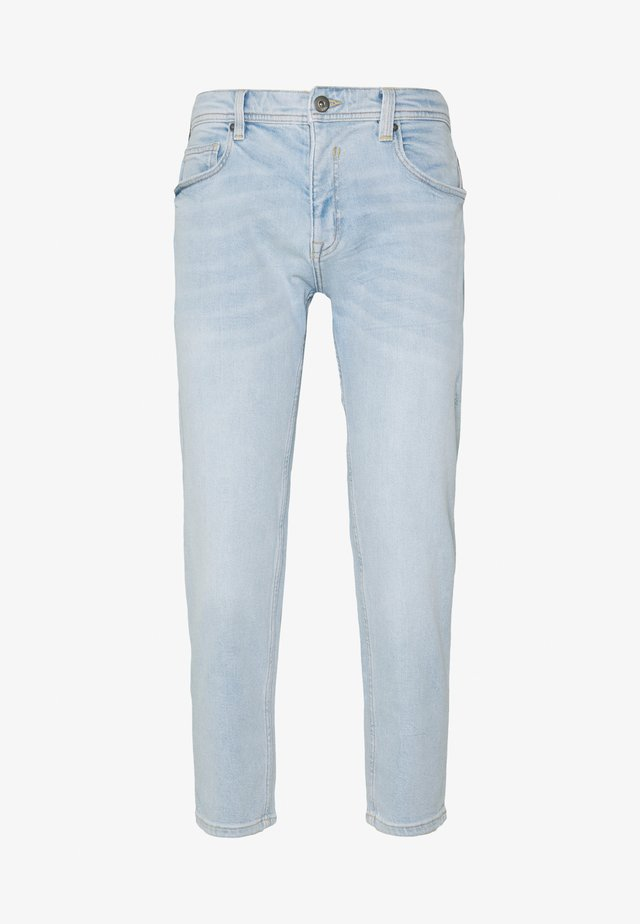 Jeans relaxed fit - blue bleached