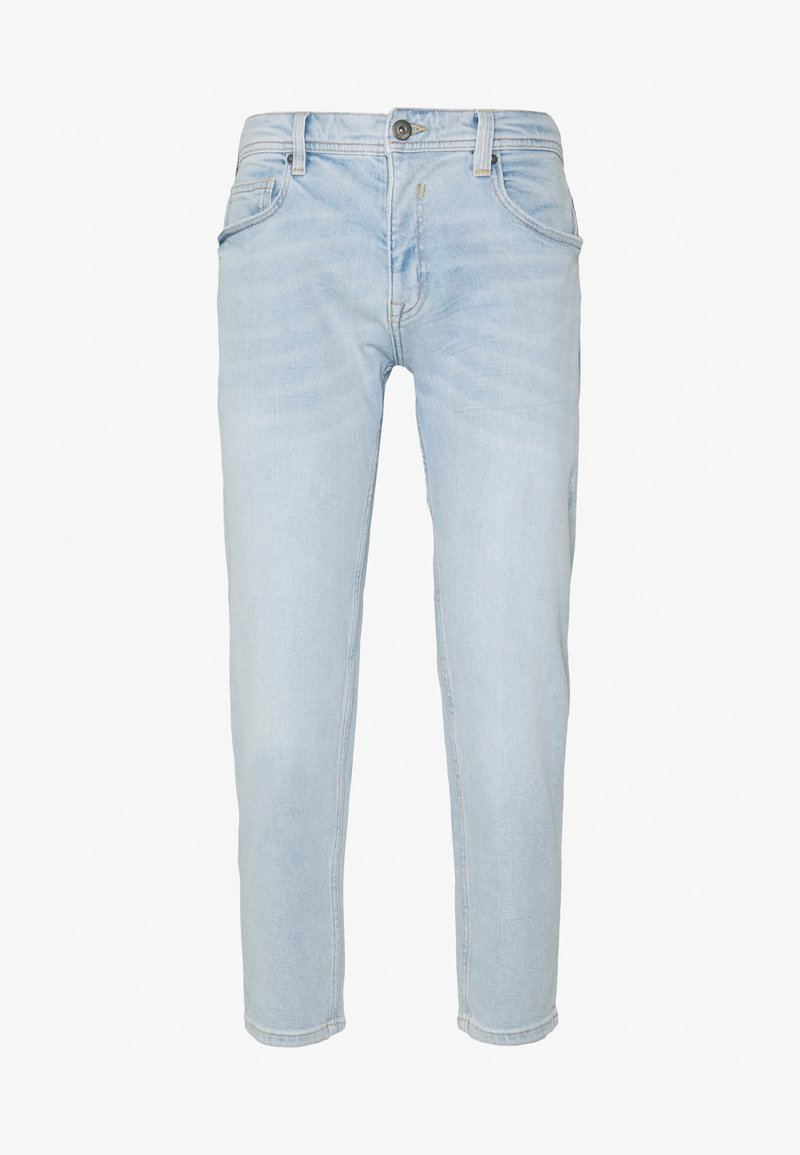 edc by Esprit - Relaxed fit jeans - blue bleached
