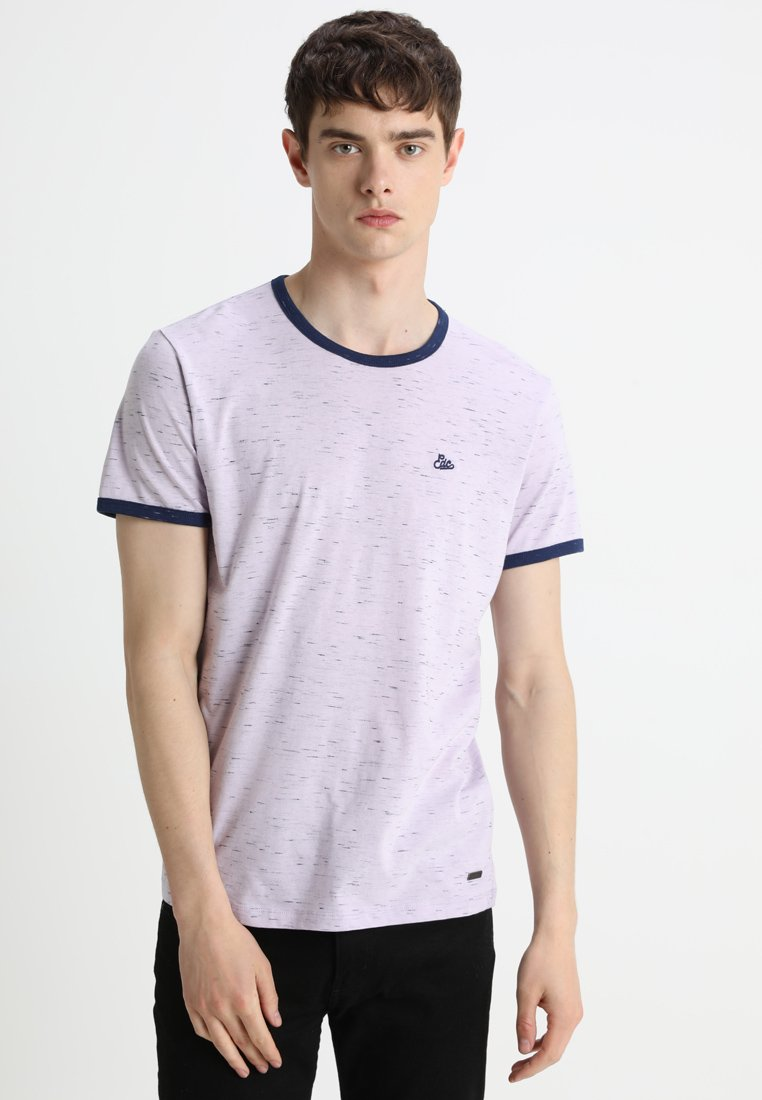 edc by Esprit - INJECTED TEE - T-shirt print - lavender