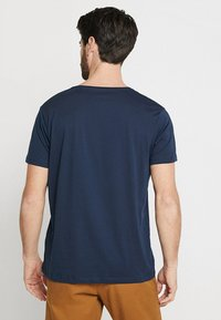 edc by Esprit - TEE - T-Shirt print - navy - 2