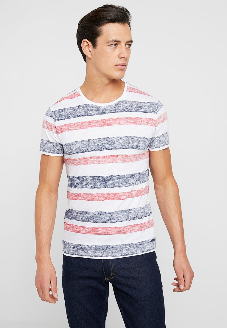 edc by Esprit - Print T-shirt - white