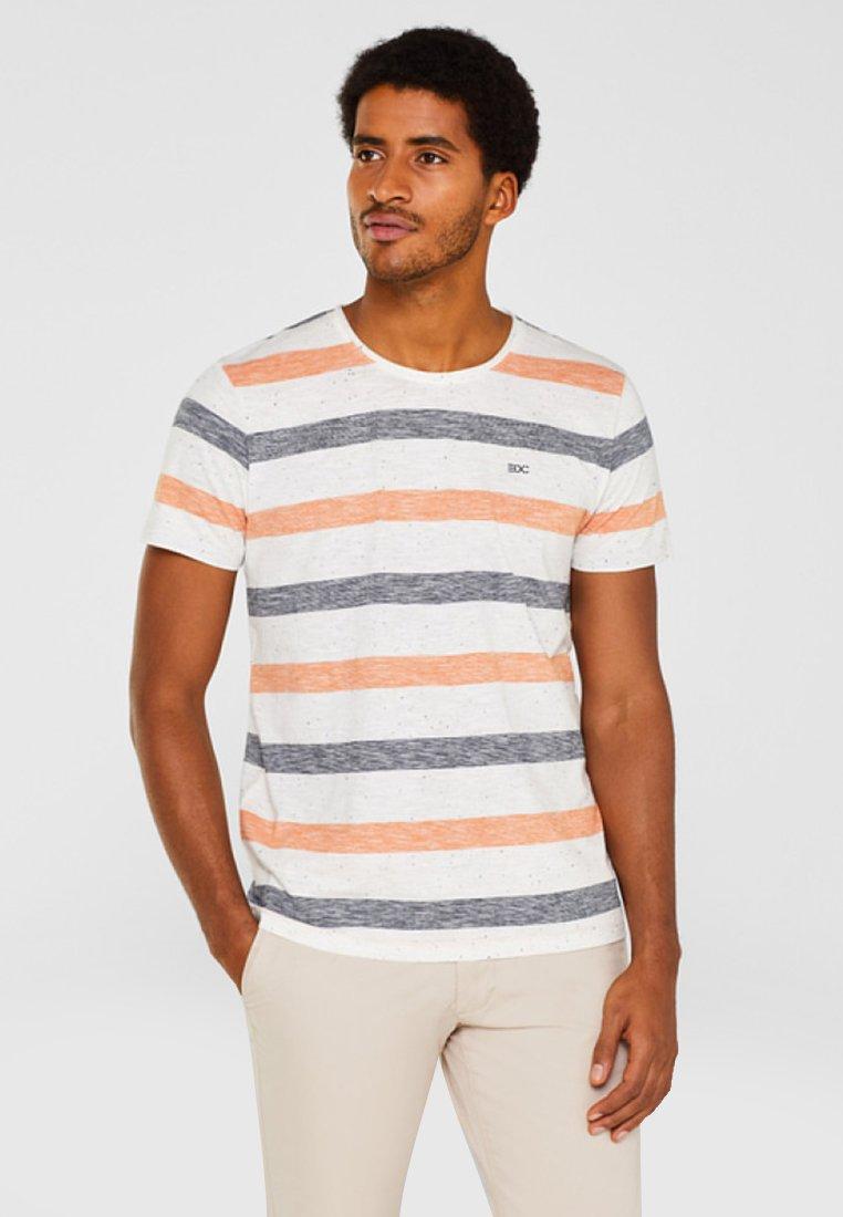 Esprit shirt T By Edc ImpriméOrange 5jRA4L