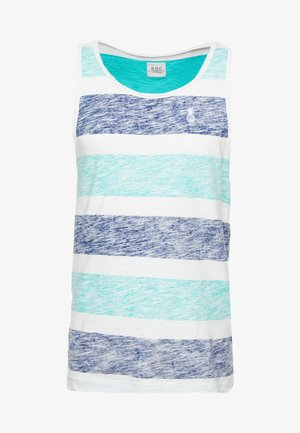 TANK STRIPE - Top - green