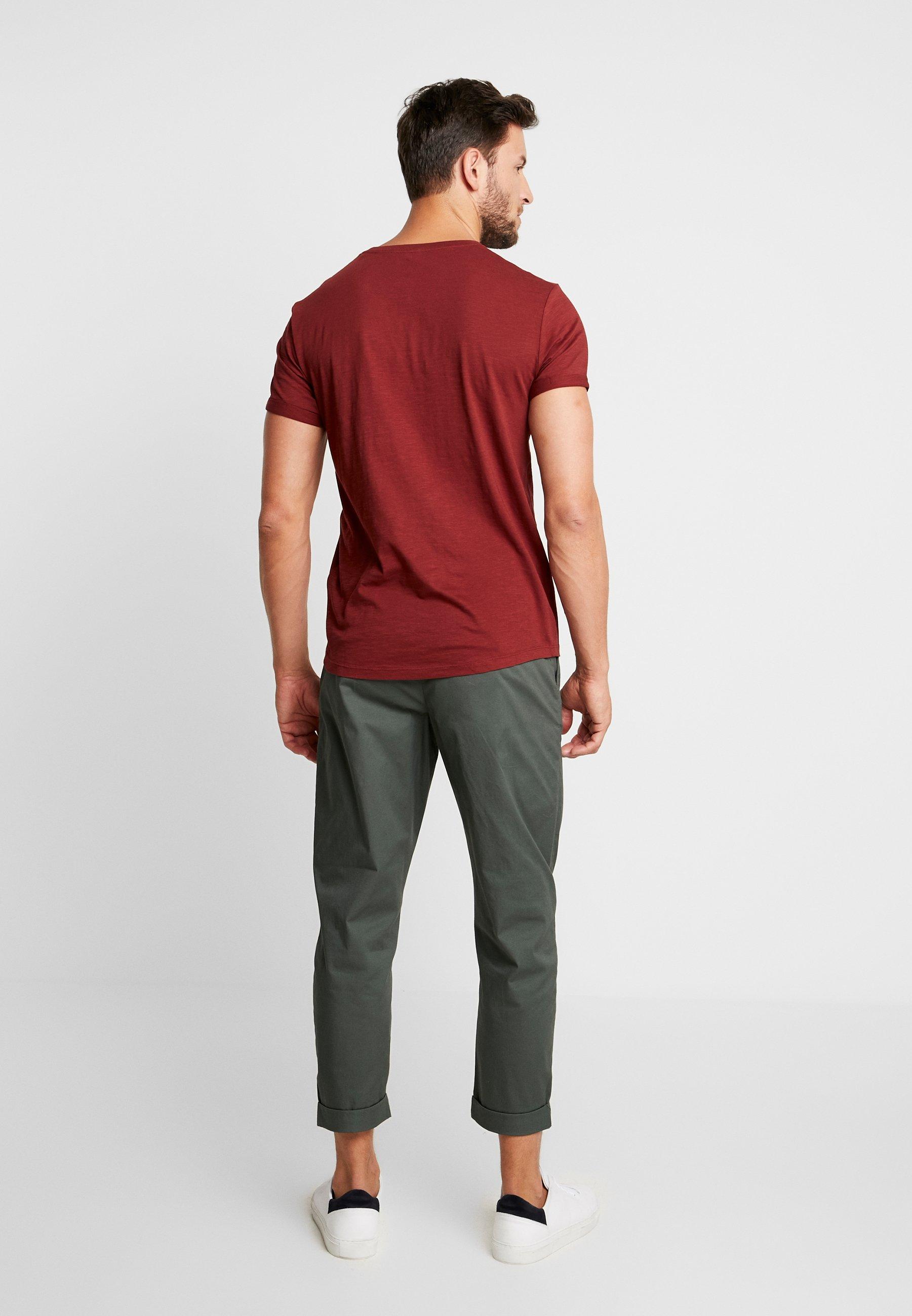 By Esprit Core Edc Basique TeeT Terracotta shirt IY6vm7gbfy