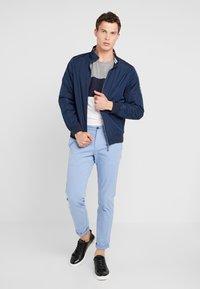 edc by Esprit - TEE - T-shirt z nadrukiem - medium grey - 1