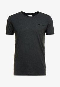 edc by Esprit - TEE - Camiseta básica - dark green - 4