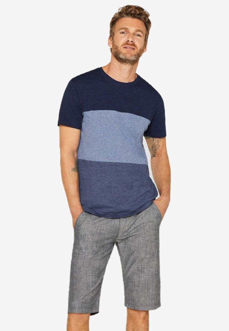 By ImpriméDark Blue T Edc shirt Esprit fb7v6gyY